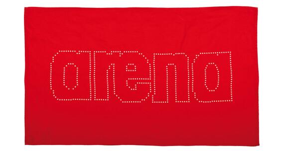 arena Haiti Towel red-white